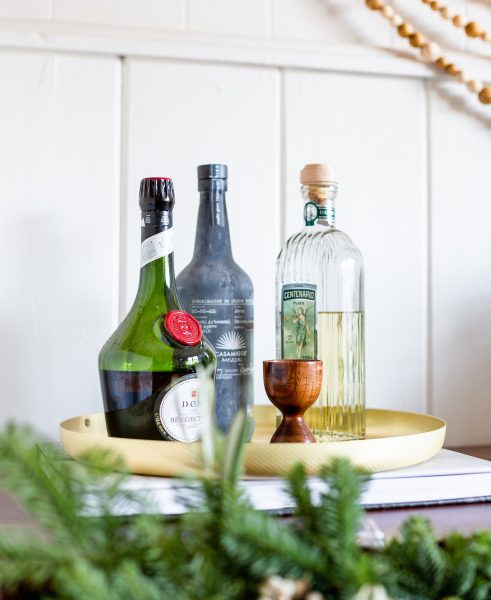 Just because it's winter doesn't mean you have to forgo lighter alcohol options.