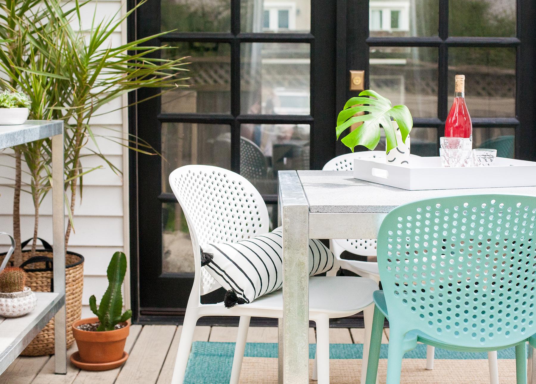 Amazing The Best Outdoor Furniture For Rain Articulate Machost Co Dining Chair Design Ideas Machostcouk