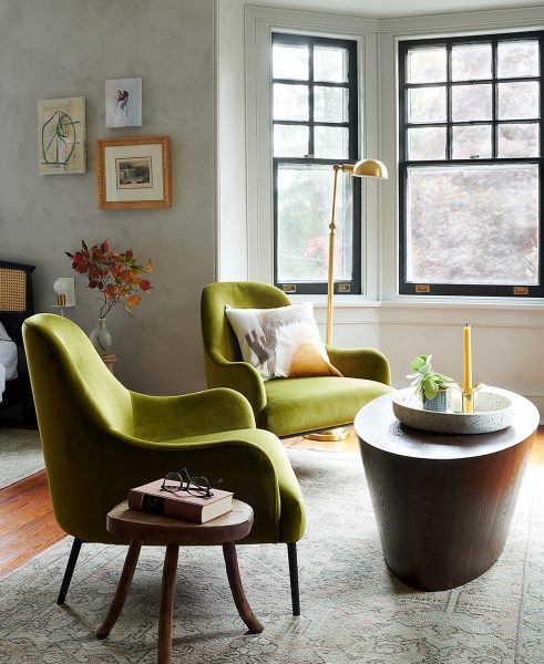 Accent Chairs for Small Spaces - Articulate