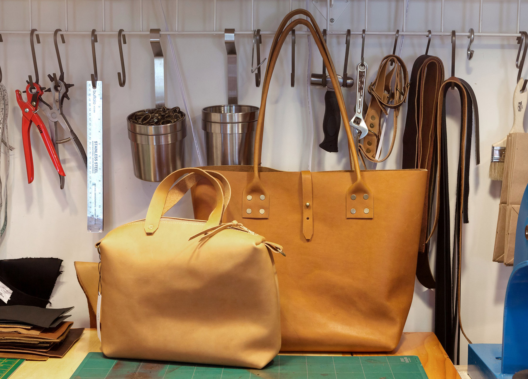 Article Blog featuring Market Canvas Leather in Tofino