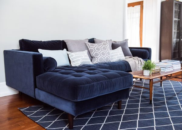 The Small Series: Sectional Sofas in Your Small Space